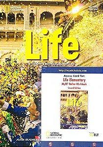 Life - BrE - 2nd ed - Elementary - Student Book + WebApp + MyLifeOnline (Online Workbook)
