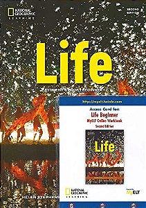 Life - BrE - 2nd ed - Beginner - Student Book + WebApp + MyLifeOnline (Online Workbook)
