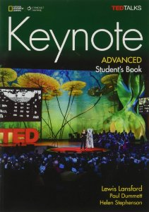 Keynote - BRE - Advanced - Student Book + DVD-ROM + MyELT Online Workbook, Printed Access Code