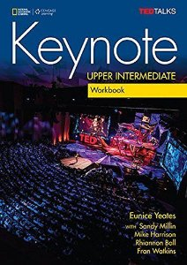 Keynote - BRE - Upper-Intermediate - Workbook + WB Audio CD