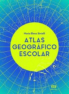 Atlas Geográfico Escolar Volume Único