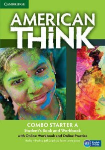 American Think Starter A - Student's Book With Online Workbook And Online Practice