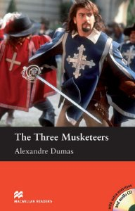 The Three Muskateers (Audio CD Included)