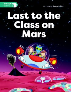 Last To The Class On Mars
