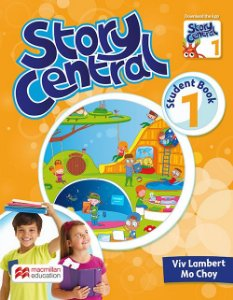 Story Central -1 - Student Book With Activity Pack
