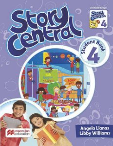 Story Central 4 - Student Book