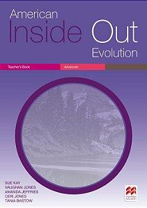 American Inside Out Evolution - Advanced - Teacher's Book