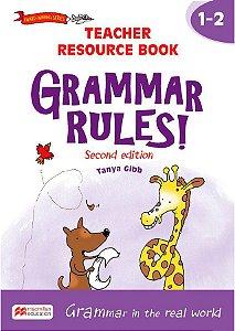 Grammar Rules! 1-2 - Teacher Resource Book