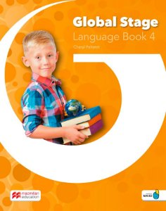 Global Stage 4 - Literacy Book & Language Book