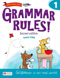 Grammar Rules! 1 - Student Book
