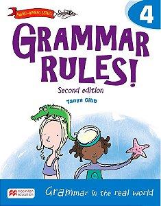 Grammar Rules! 4 - Student Book