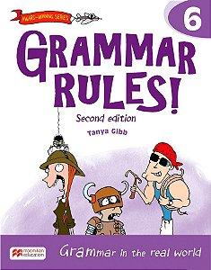 Grammar Rules! 6 - Student Book