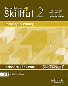Skillful Reading & Writing 2 - Teacher's Book Pack