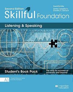 Skillful Listening & Speaking - Student's Book Pack - Foundation