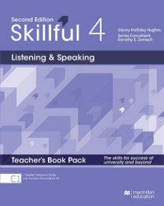 Skillful Listening & Speaking 4 - Teacher's Book Pack Premium