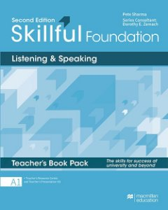 Skillful Listening & Speaking - Teacher's Book Pack Premium - Foundation