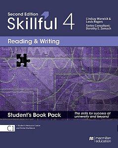 Skillful Reading & Writing 4 - Student's Book Pack Premium