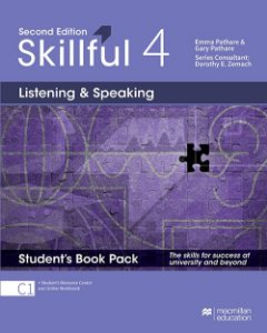 Skillful Listening & Speaking 4 - Student's Book Pack