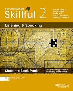 Skillful Listening & Speaking 2 - Student's Book Pack Premium