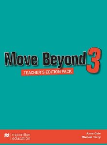 Move Beyond 3 - Teacher's Edition Pack