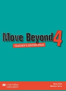 Move Beyond 4 - Teacher's Edition Pack