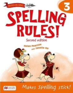 Spelling Rules! 3 - Student Book