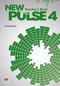 New Pulse 4 - Teacher's Premium Pack