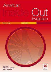 American Inside Out Evolution - Intermediate - Teacher's Book