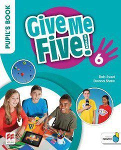 Give Me Five! 6 - Pupil's Book Pack With Activity Book