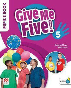 Give Me Five! 5 - Pupil's Book Pack With Activity Book