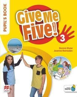 Give Me Five! 3 - Pupil's Book Pack With Activity Book