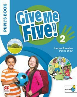 Give Me Five! 2 - Pupil's Book Pack With Activity Book