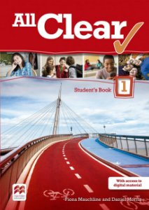 All Clear 1 Student's Book Pack