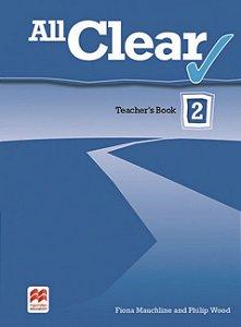 All Clear 2 Teacher's Book Pack