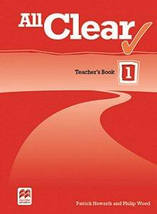 All Clear 1 Teacher's Book Pack