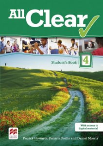 All Clear 4 Student's Book With Workbook Pack