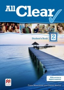 All Clear 2 Student's Book With Workbook Pack