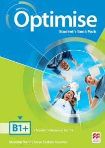 Optimise Student's Book With Workbook B1+