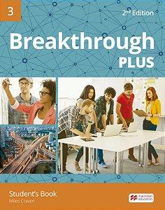 Breakthrough Plus 2nd Student's Book & Wb Premium Pack-3