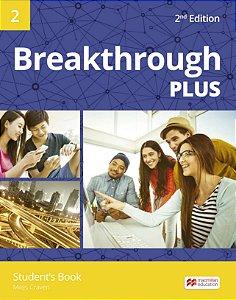 Breakthrough Plus 2nd Student's Book & Wb Premium Pack-2