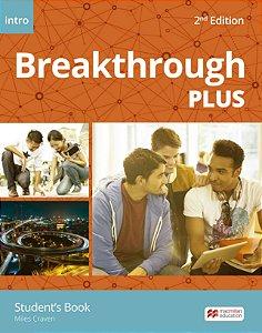 Breakthrough Plus 2nd Student's Book & Wb Premium Pack-Intro