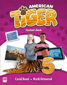 American Tiger 5 - Student's Book With Workbook Pack