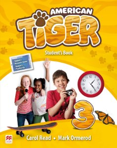 American Tiger 3 - Student's Book With Workbook Pack