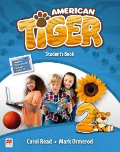 American Tiger 2 - Student's Book With Workbook Pack