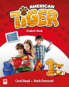 American Tiger 1 - Student's Book With Workbook Pack