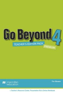 Go Beyond Teacher's Book Premium Pack-4