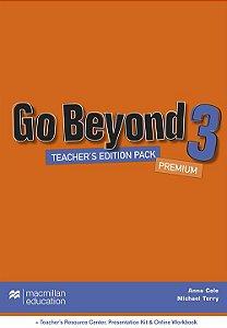 Go Beyond Teacher's Book Premium Pack-3