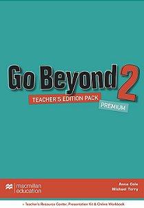 Go Beyond Teacher's Book Premium Pack-2