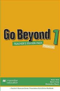 Go Beyond Teacher's Book Premium Pack-1