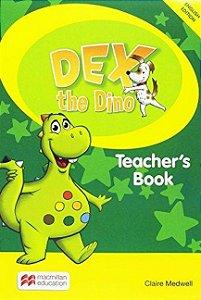 Dex The Dino - Teacher's Book - Pack Starter